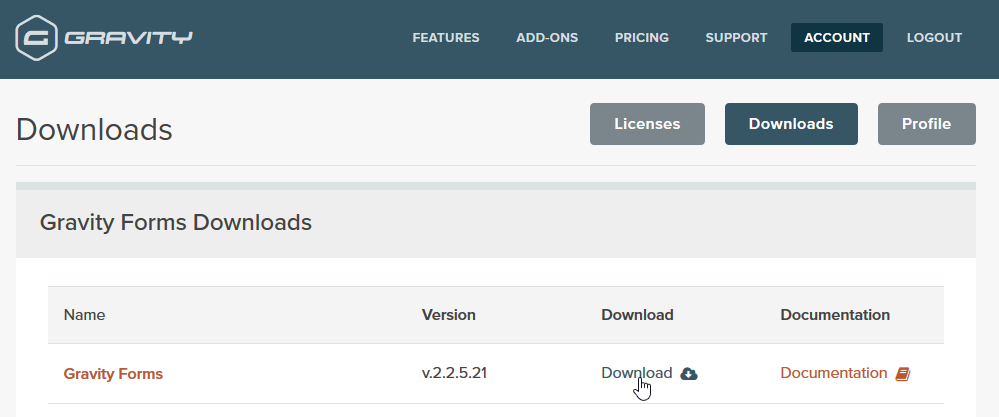 download-gravity-forms